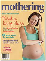 Mothering magazine image