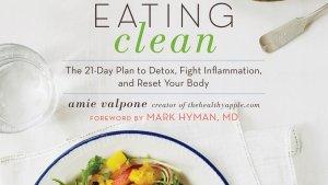 Eating Clean - book