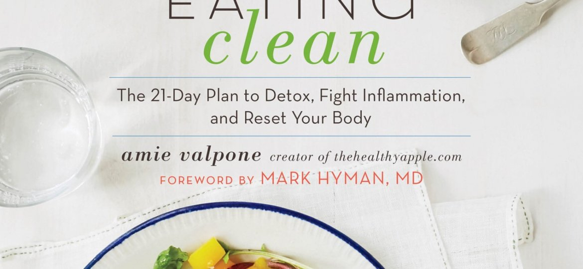 Eating Clean - book