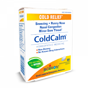 ColdCalm Tablets