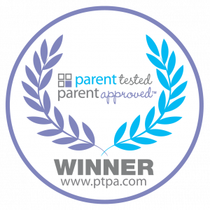 Parent Tested Parent Approved Winner www.ptpa.com